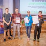 Green Tech Copernicus Hackathon awards